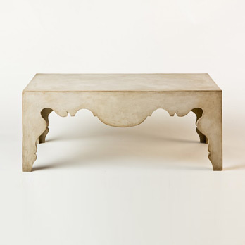 Swedish Rococo Coffee Table